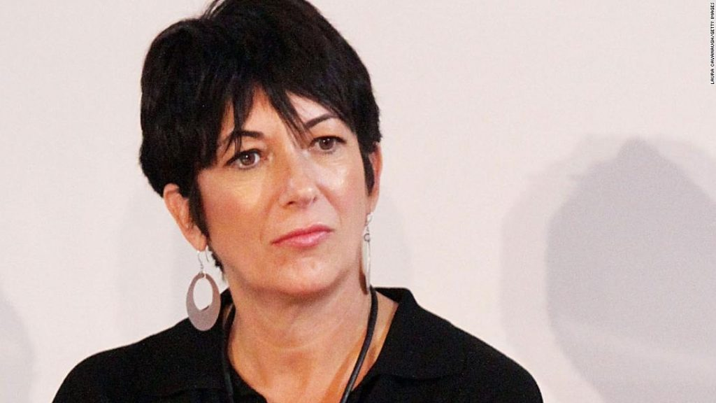 Ghislaine Maxwell court filing: Prosecutors want her jailed, stating she's a flight chance
