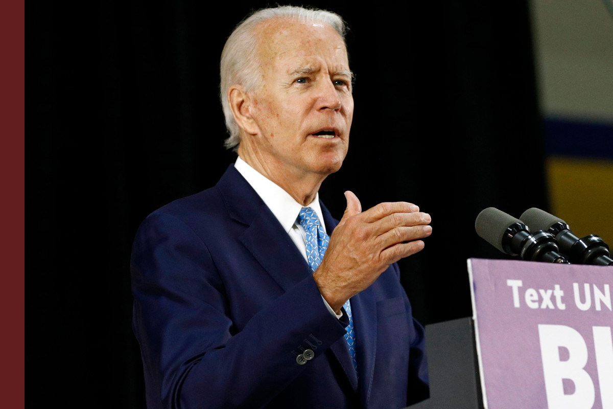 Joe Biden turning to Instagram Live for help engaging voters