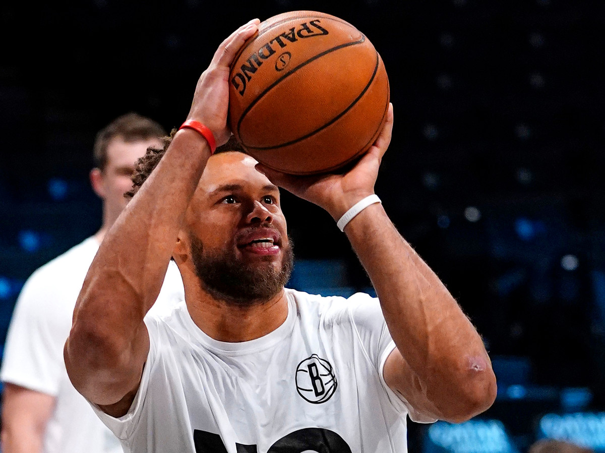 Justin Anderson was ninth Net to test positive for coronavirus