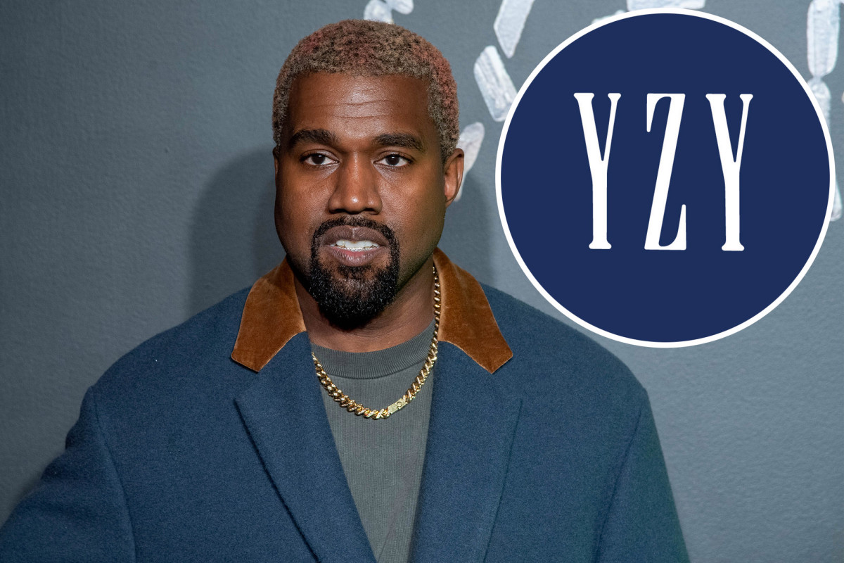 Kanye West reveals first look at Yeezy Gap line