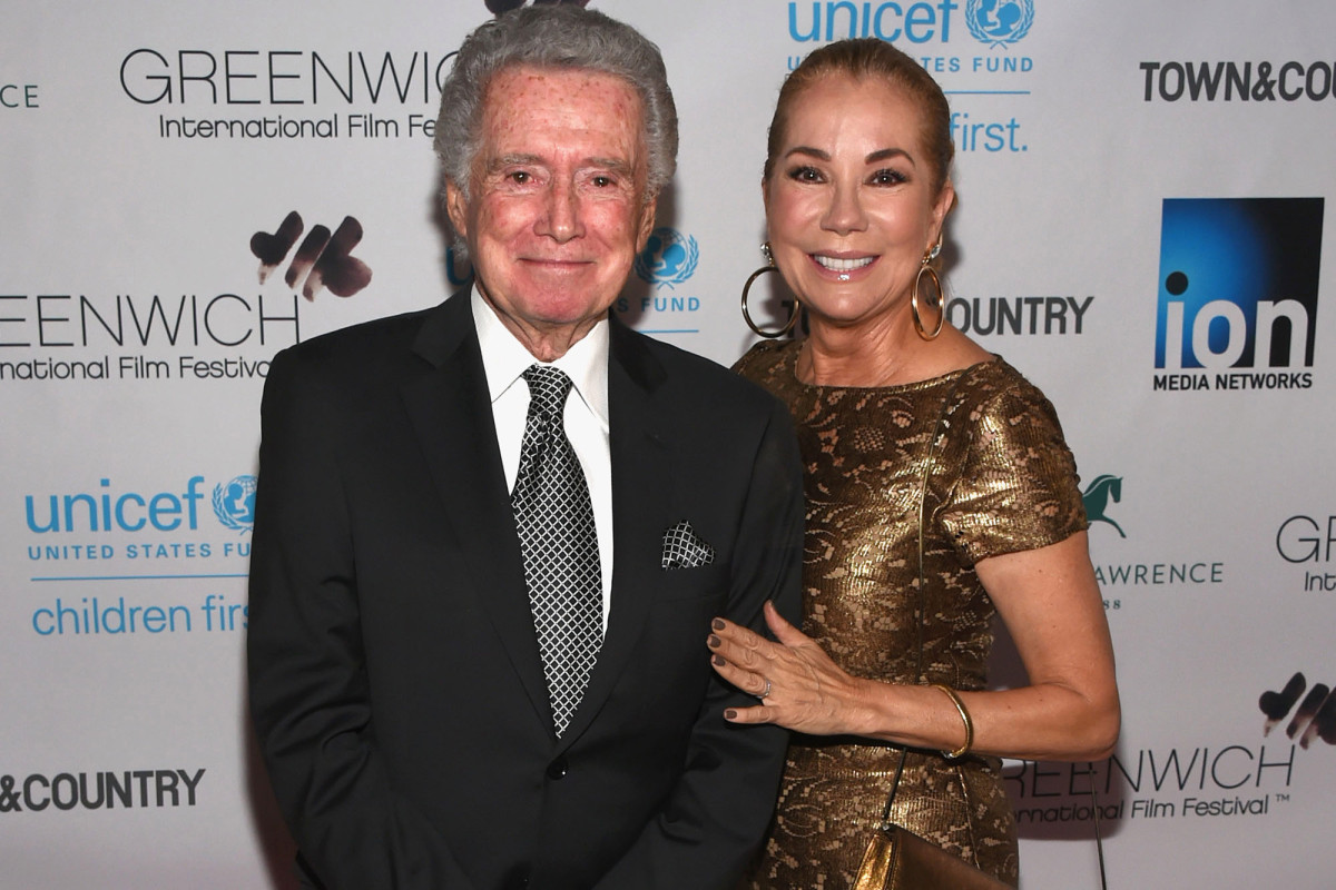 Kathie Lee Gifford recalls final encounter with Regis Philbin
