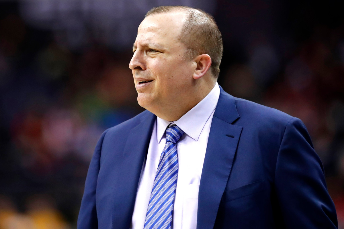 Knicks make Tom Thibodeau hire official