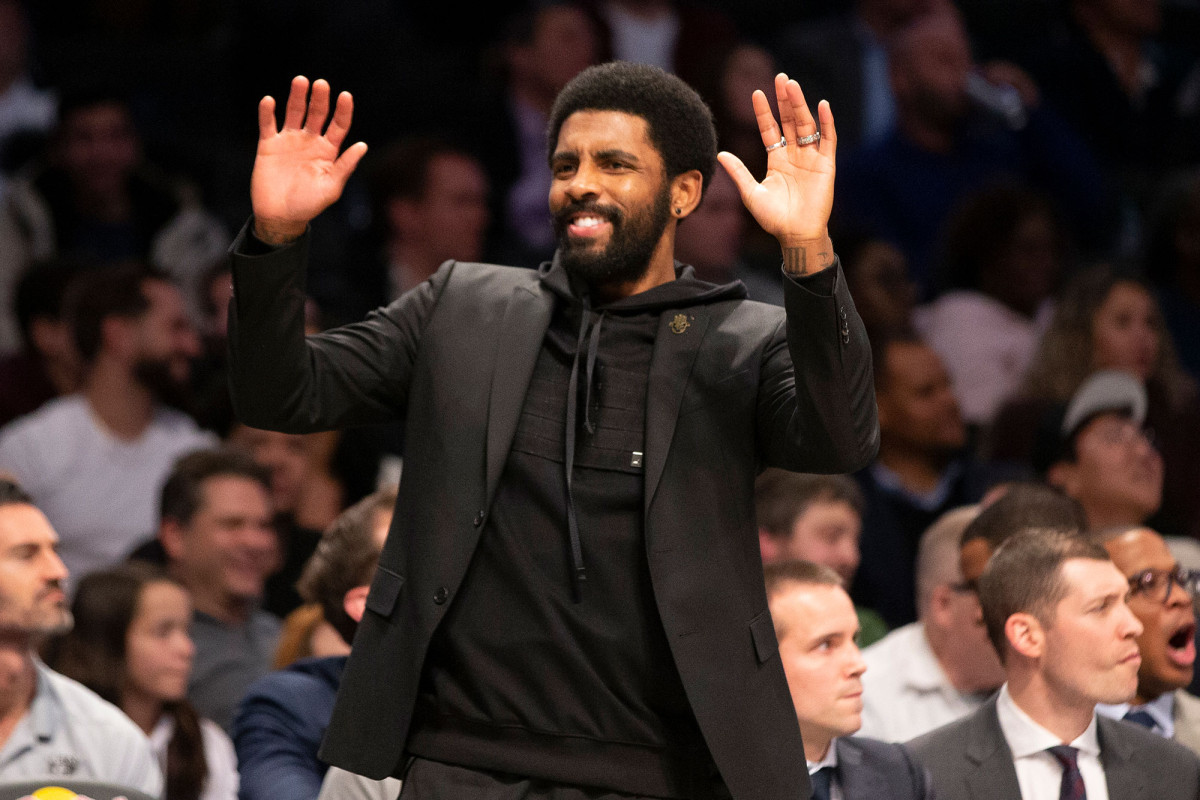 Kyrie Irving funding WNBA players who opt out of season