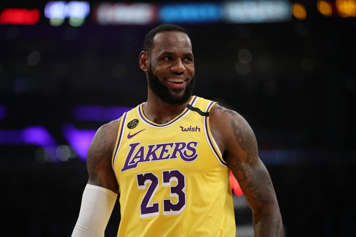 LeBron James has Taco Tuesday ahead of NBA bubble menu