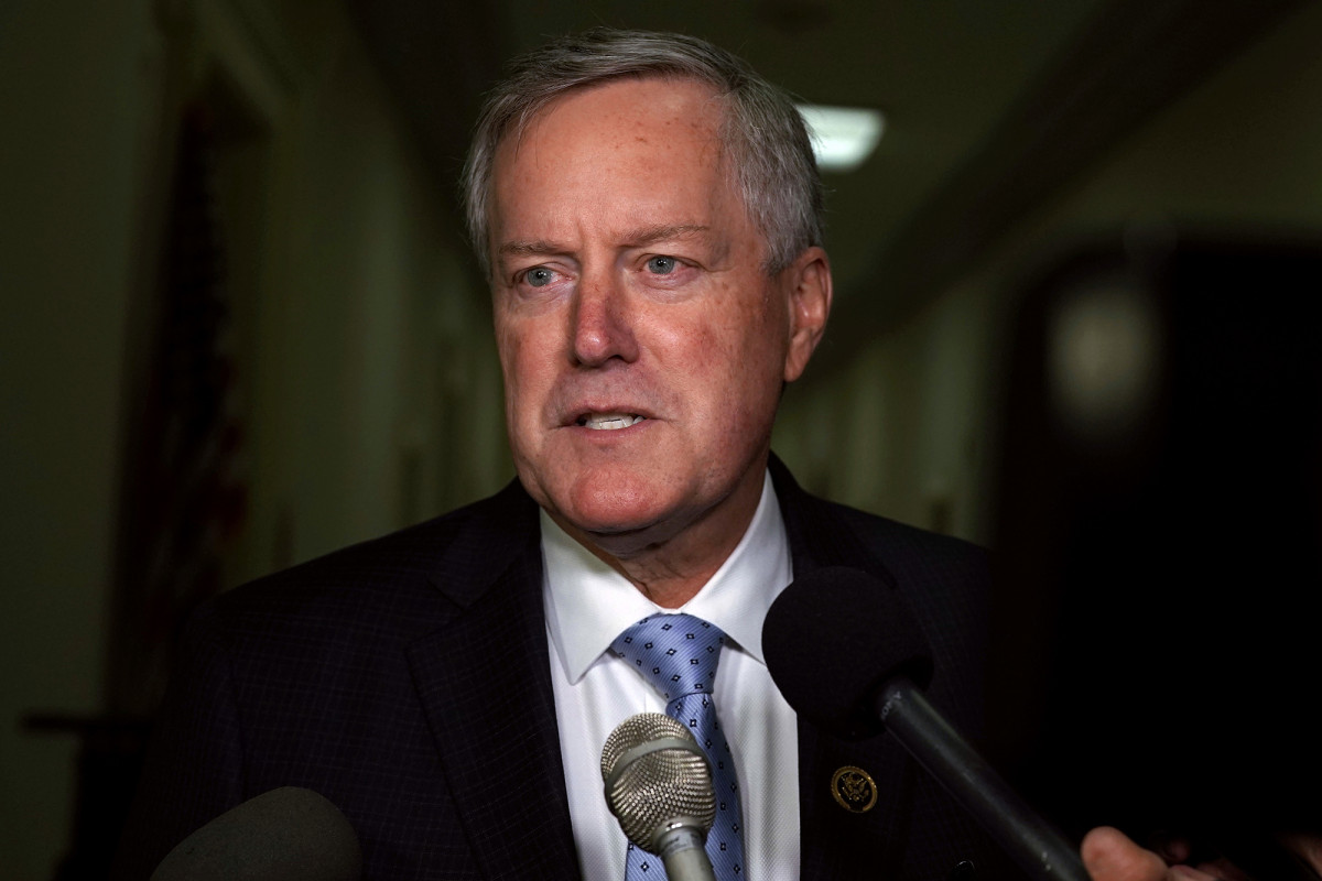 Mark Meadows says there will be no national mandate on masks