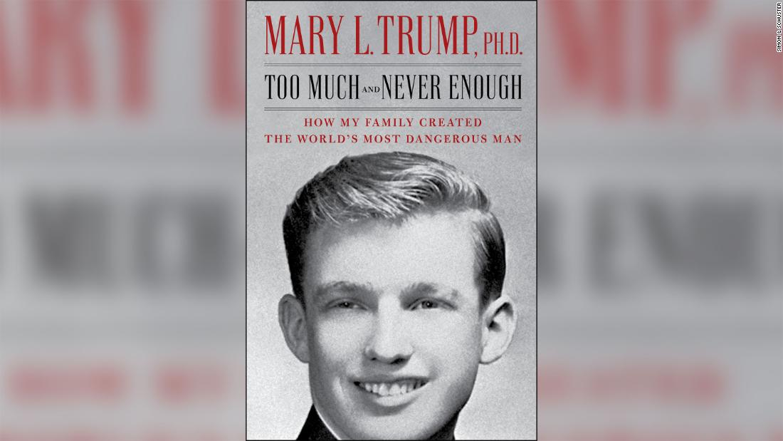Mary Trump book: Court sides with publisher of tell-all book by Trump's niece