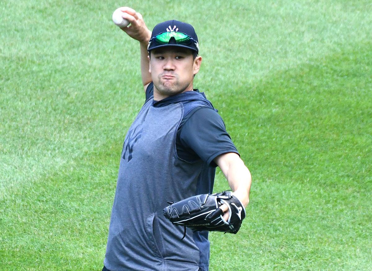 Masahiro Tanaka sharp in return but Yankees offer hint of caution