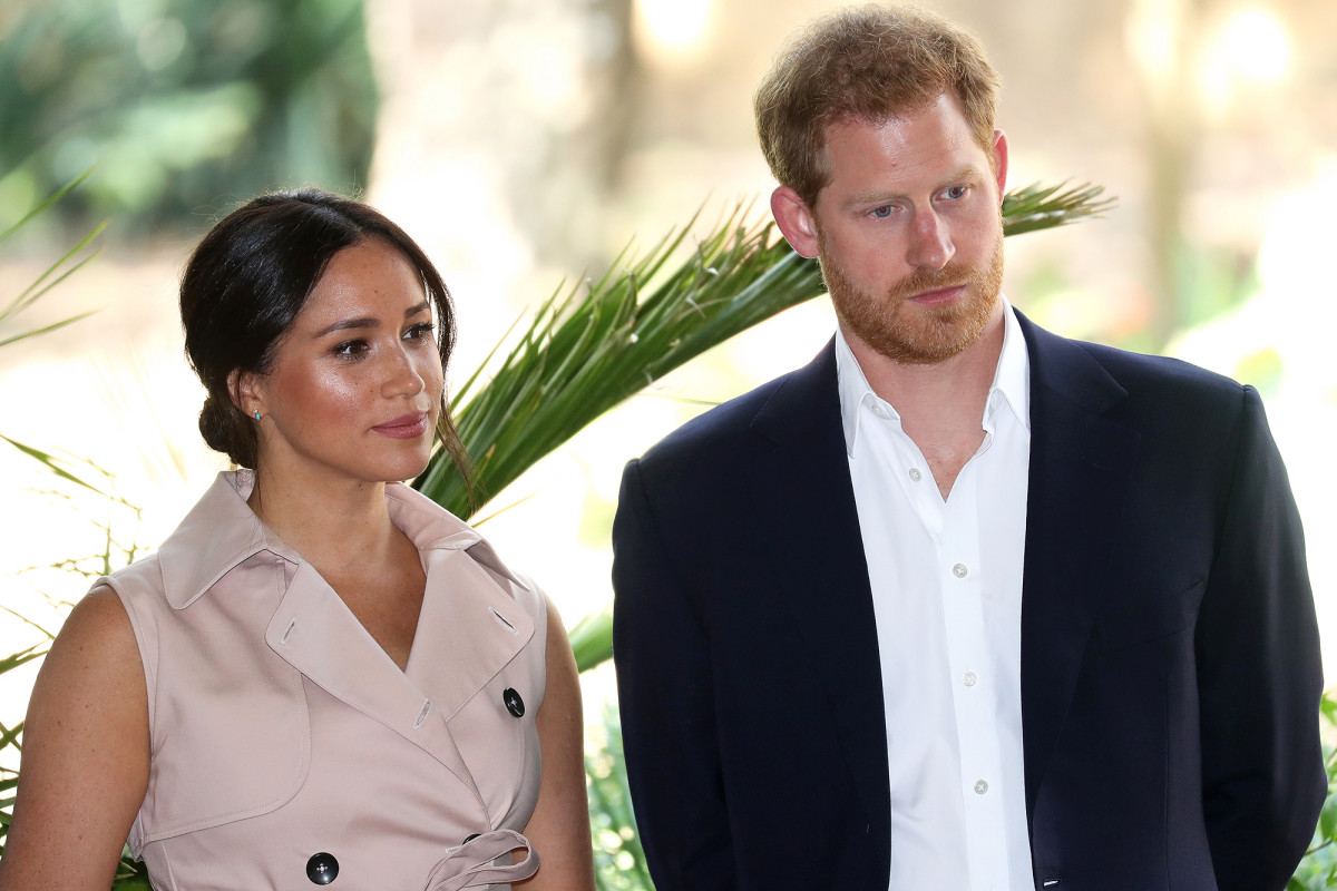 Meghan Markle and Prince Harry file invasion of privacy lawsuit