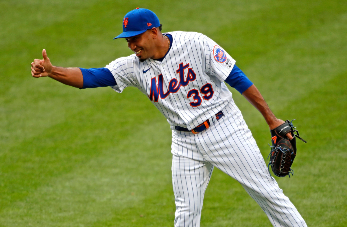Mets' Edwin Diaz looks like his former All-Star self