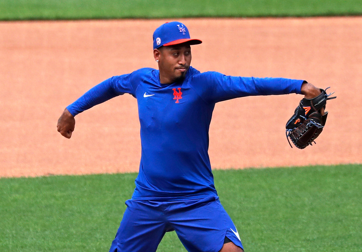 Mets' Edwin Diaz not ready to give up closer role without a fight