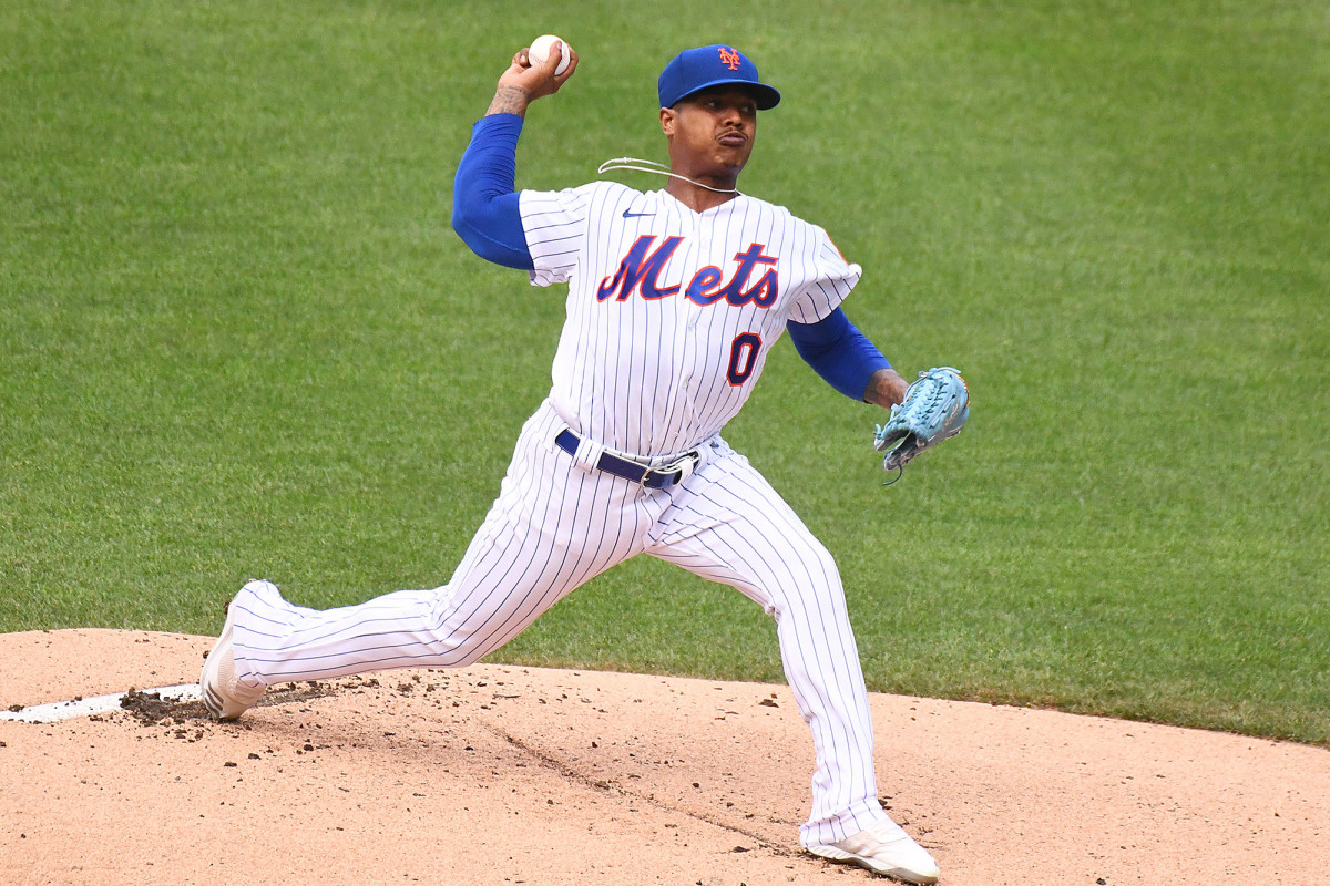Mets' Marcus Stroman brushes off calf injury as 'minor setback'