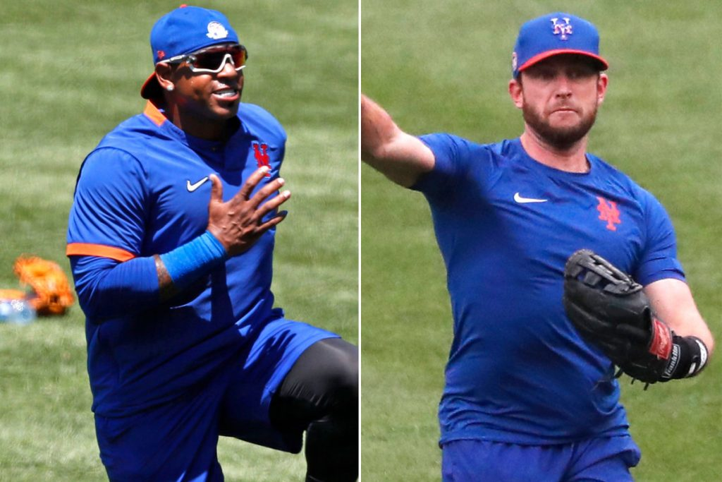 Mets hopeful Yoenis Cespedes and Jed Lowrie can play key roles