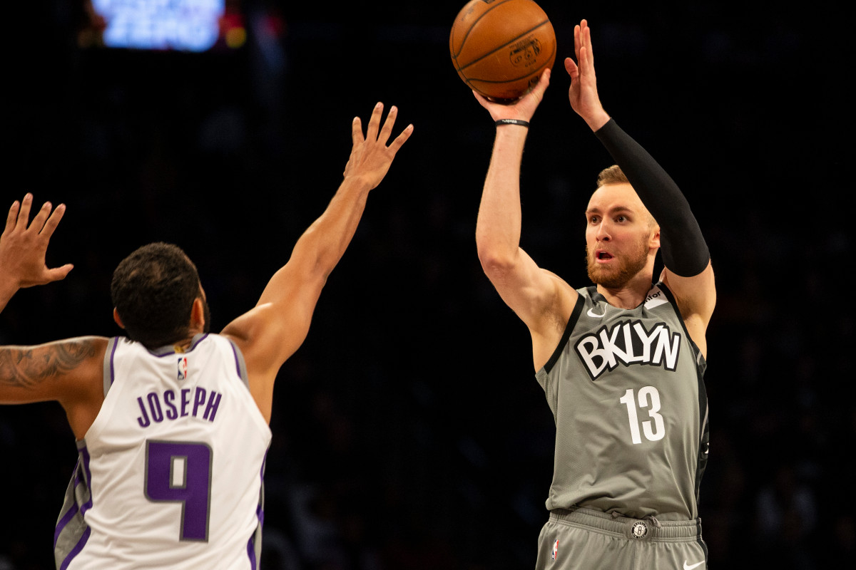 Nets' Dzanan Musa to honor George Floyd with social justice jersey message