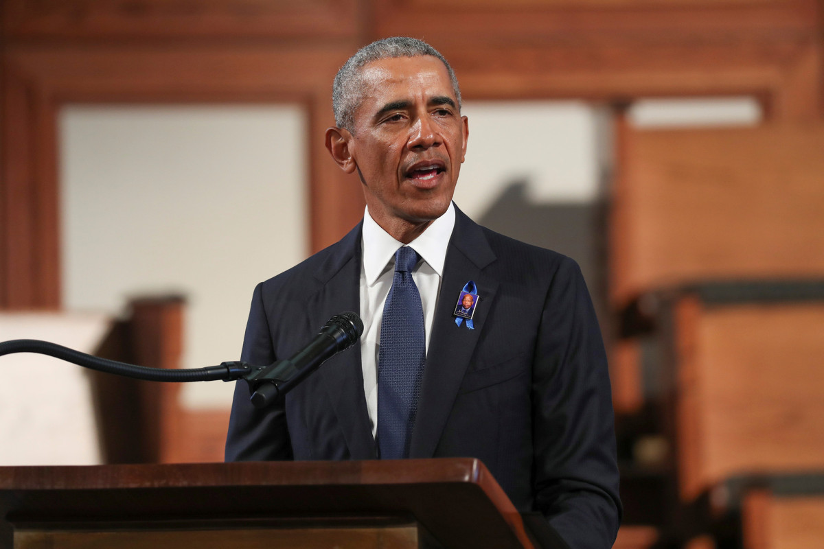 Obama agrees with Trump in calling for end of Senate filibuster