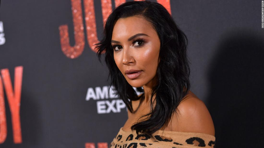 Body found at lake where 'Glee' actress Naya Rivera went missing, authorities say