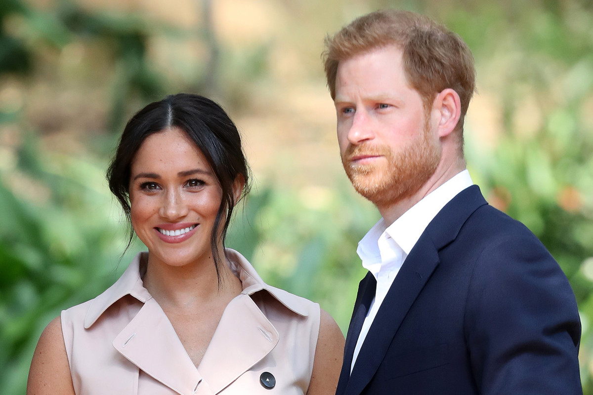 Prince Harry was first to say 'I love you' to Meghan Markle: book