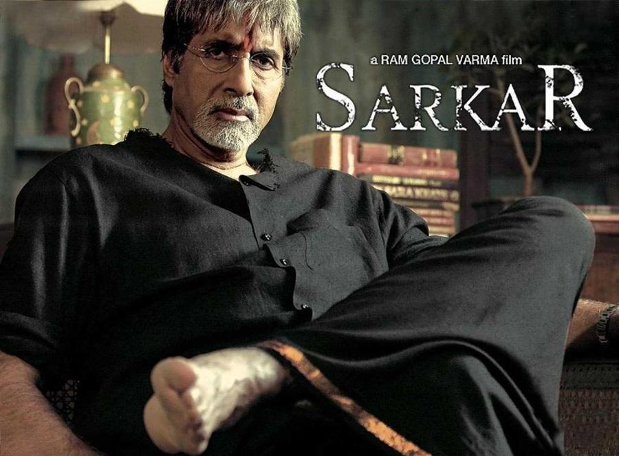 RGV to Sarkar Amitabh Bachchan: You are looking like a cross between lion and tiger