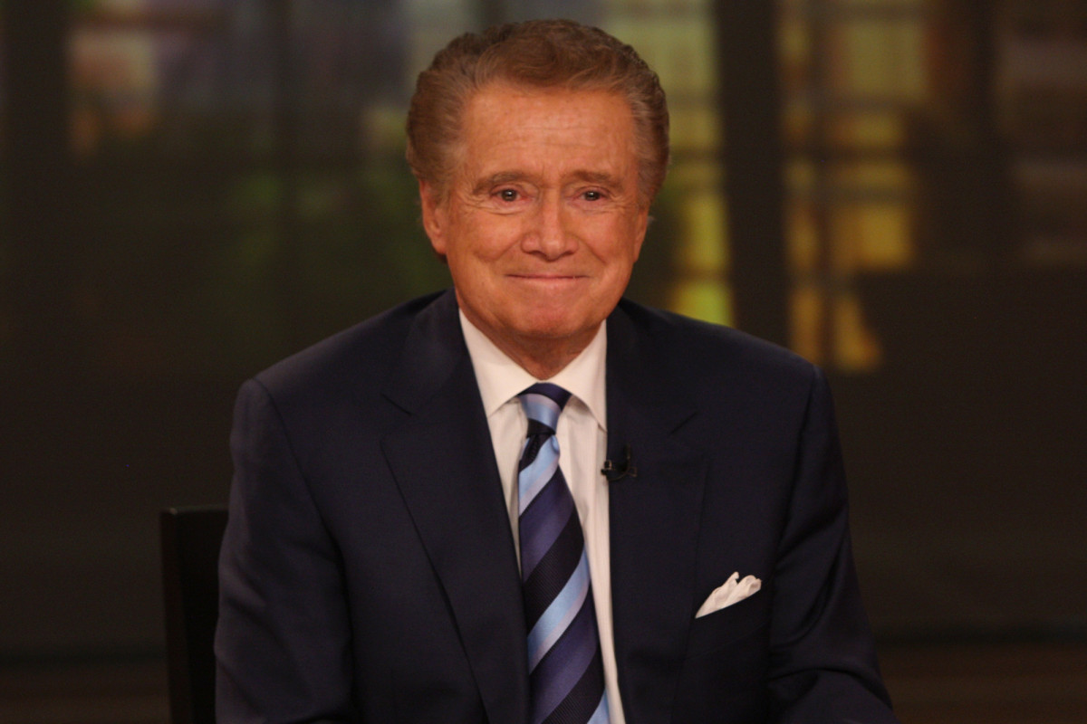 Regis Philbin will be buried on alma mater Notre Dame's campus