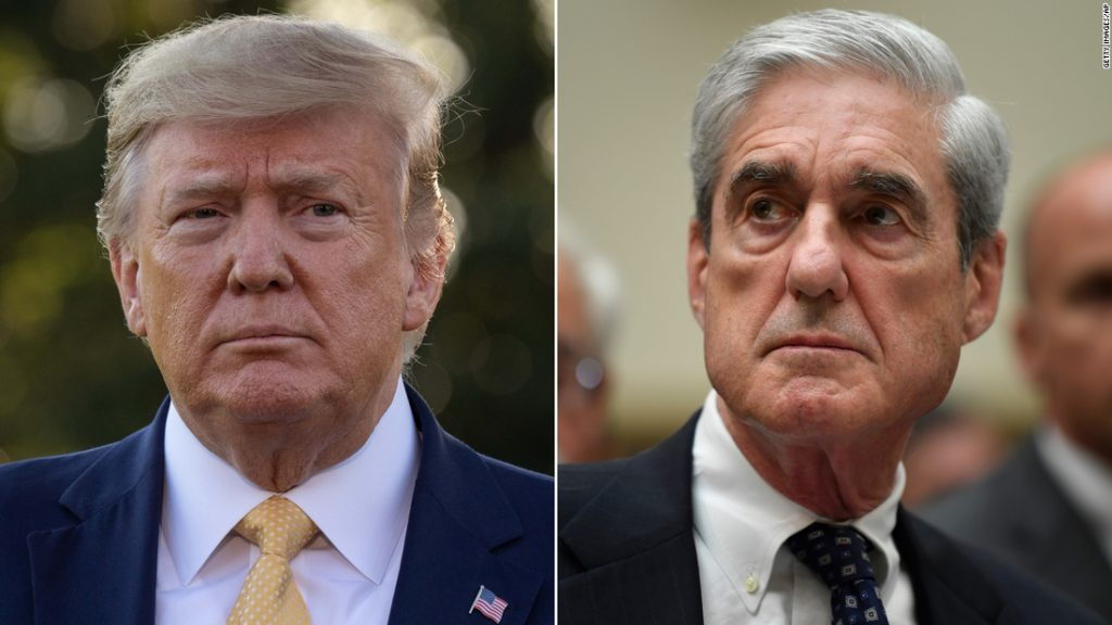 Robert Mueller regarded talking up earlier against Trump and Barr's attacks, sources say
