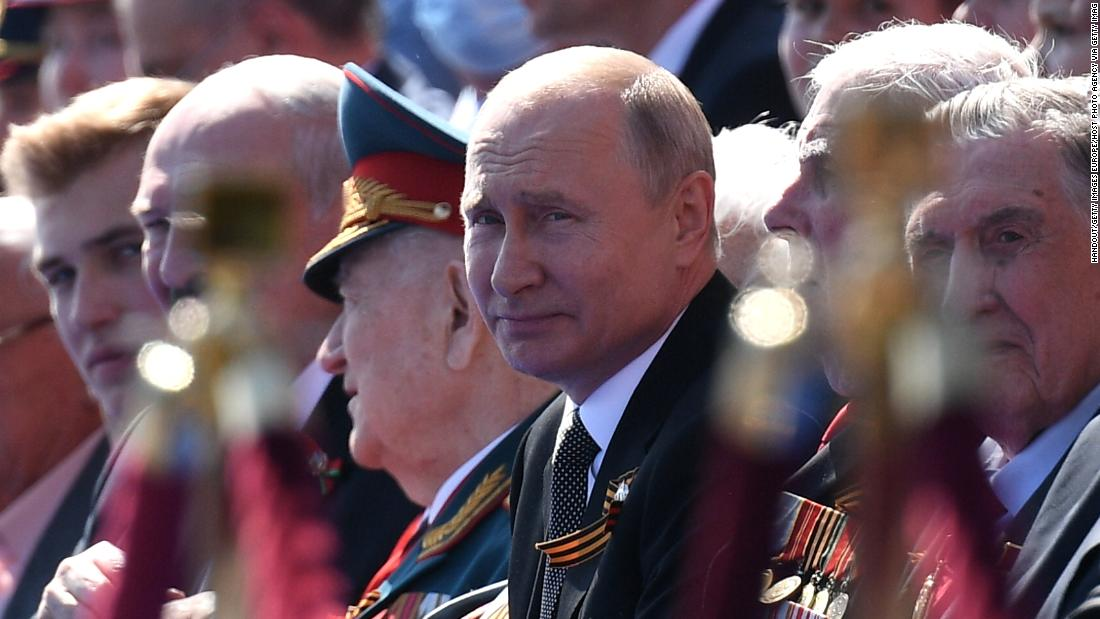Russia's Vladimir Putin is already one of the world's longest-serving leaders
