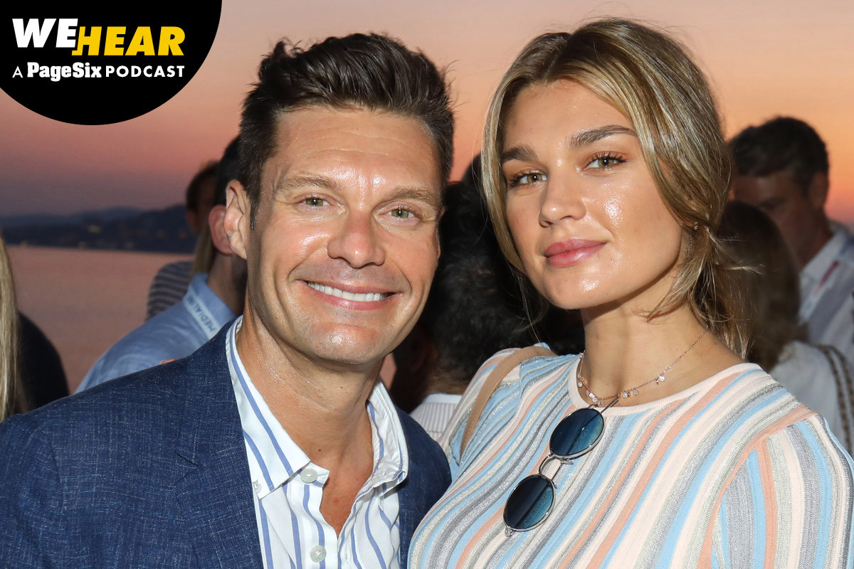Ryan Seacrest is already moving on from Shayna Taylor