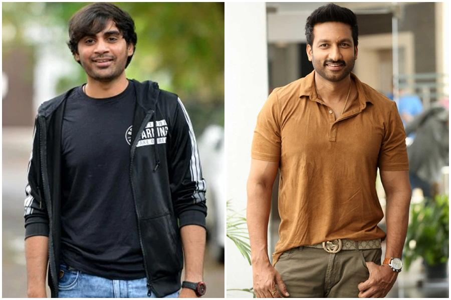 Sujeeth and Gopichand