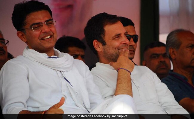 Sachin Pilot, A Most Unsuitable Boy