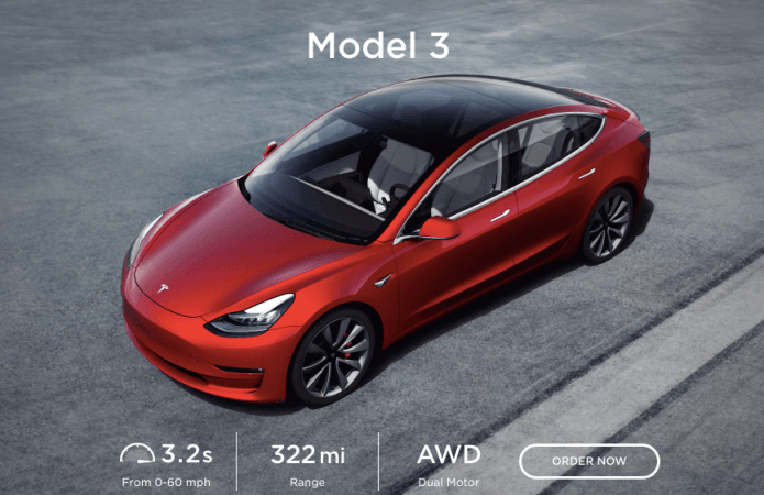 Tesla 3 coming to India soon