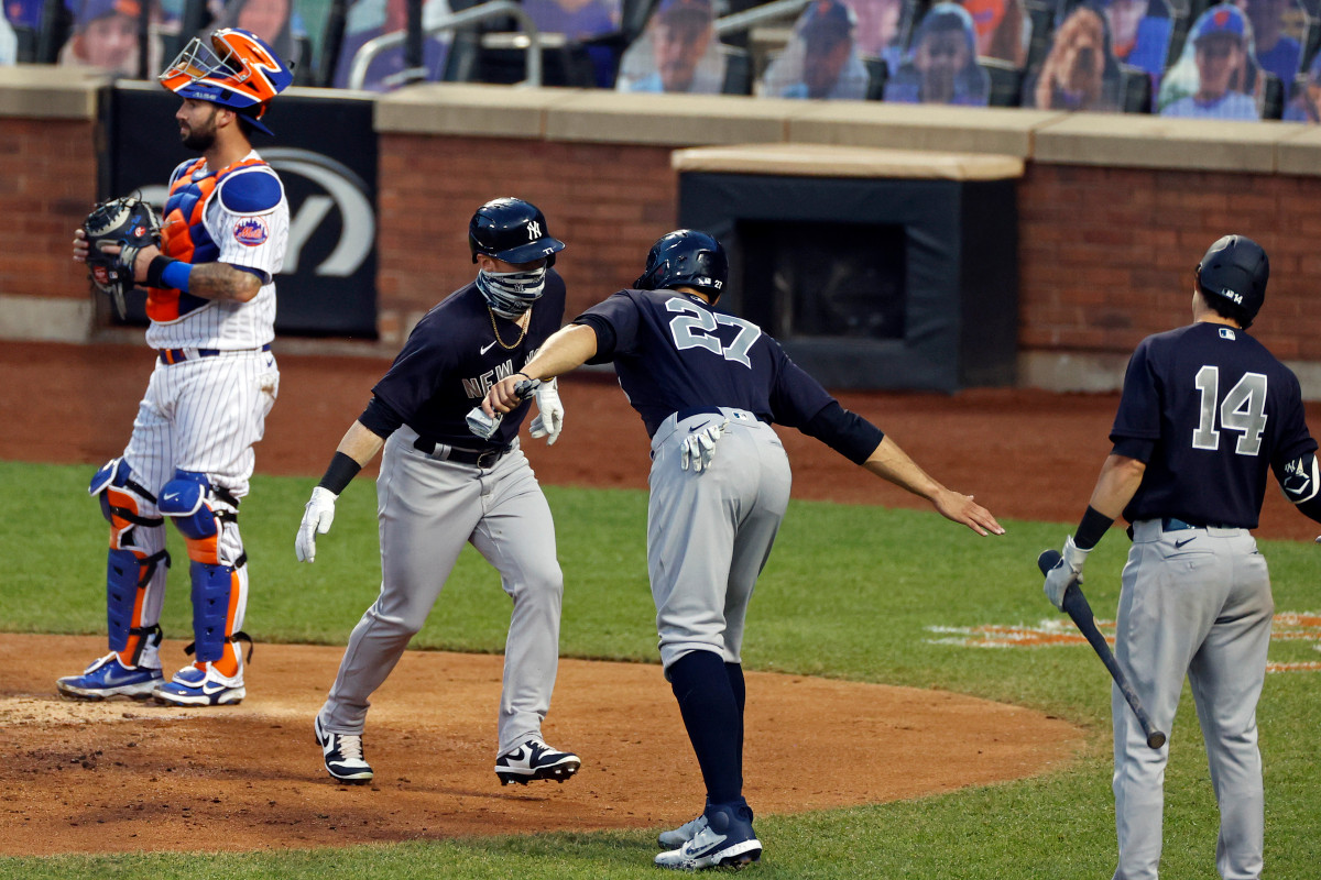 This Yankees-Mets game was different