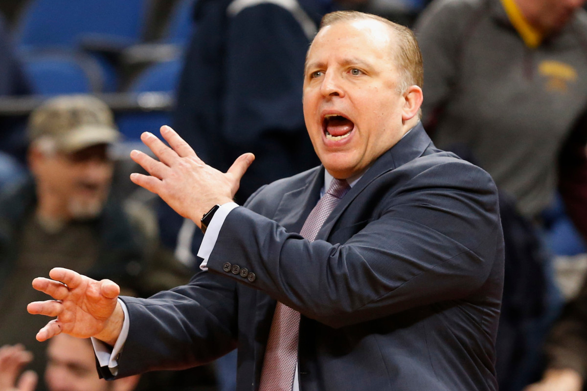 Tom Thibodeau has formal interview