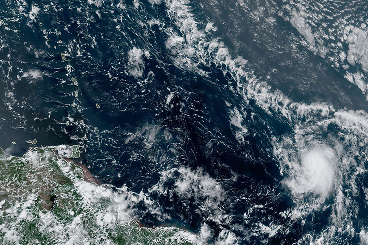 Tropical Storm Hanna could reach Texas coast by Saturday