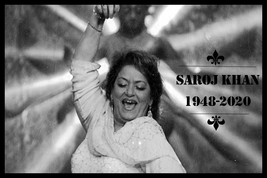 Saroj Khan dies at 71: Bollywood choreographer passes away due to cardiac arrest
