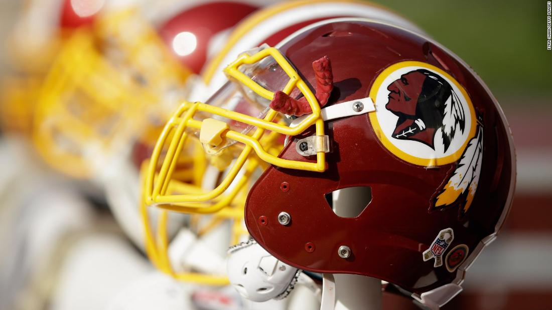 Washington Redskins: Team says it will change name and logo