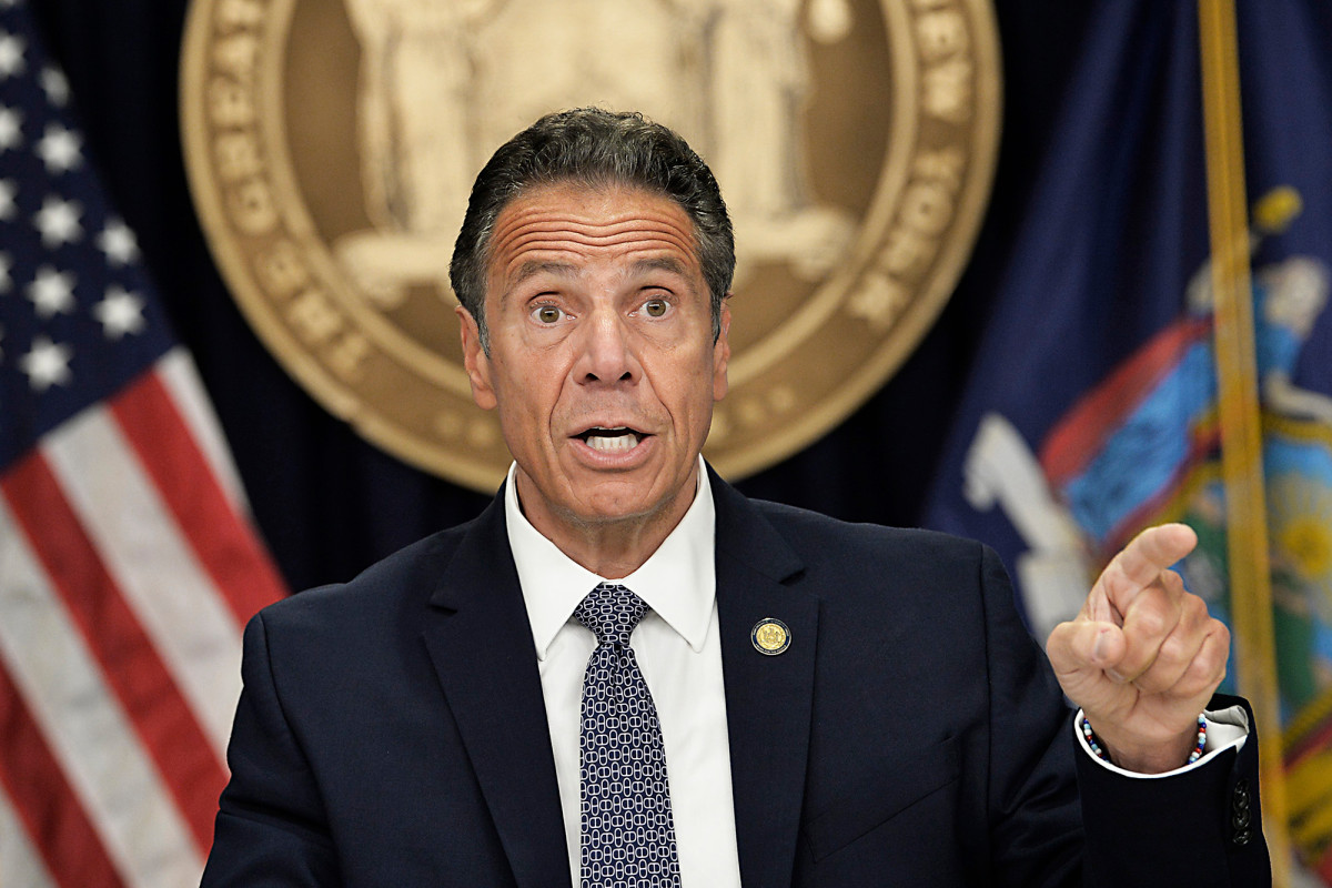 Watchdog groups want Cuomo's COVID-19 emergency powers gone