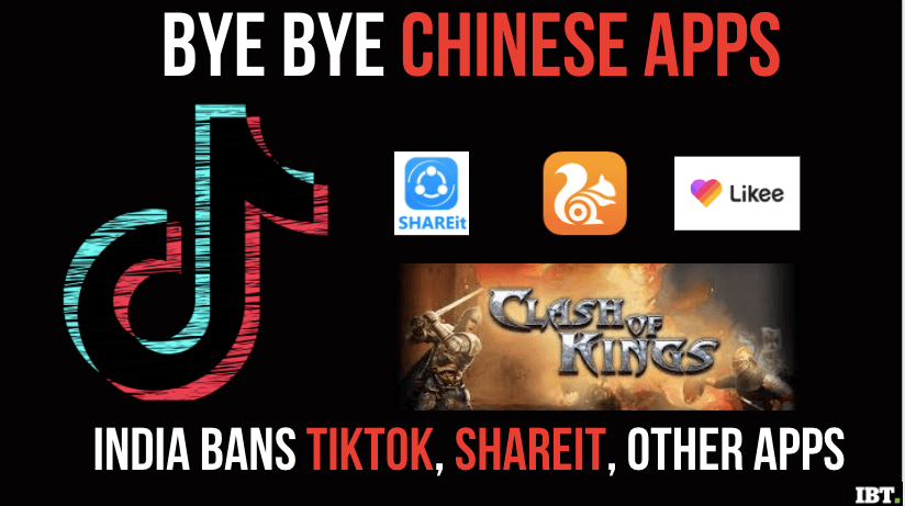 India bans China apps: Best alternatives to TikTok, Shareit, CamScanner & more