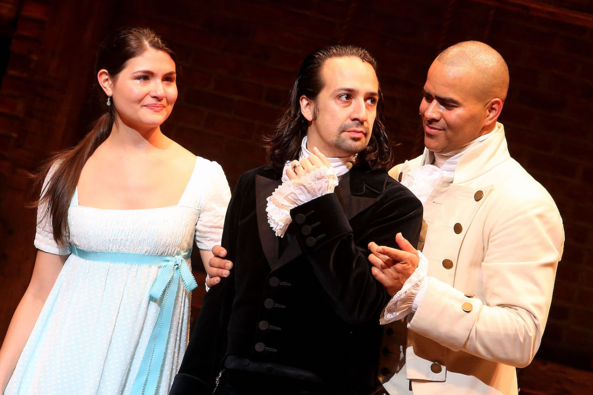 Which Hamilton Cast Will the Disney Plus Movie Have?