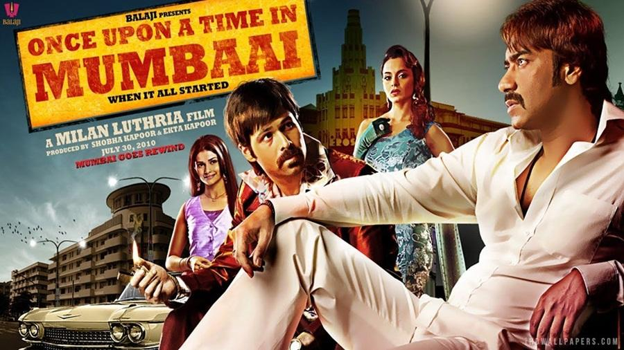 Ajay Devgn and Emraan Hashmi in Once Upon A Time In Mumbaai
