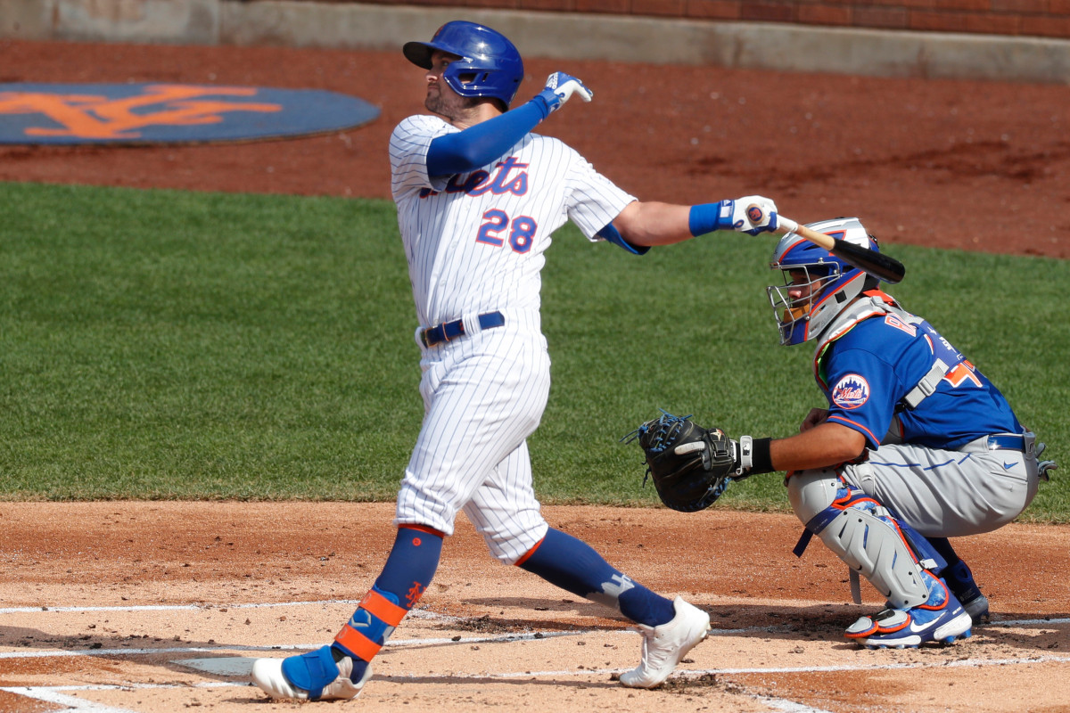 Why Luis Rojas and Mets aren't worried about anemic bats — yet