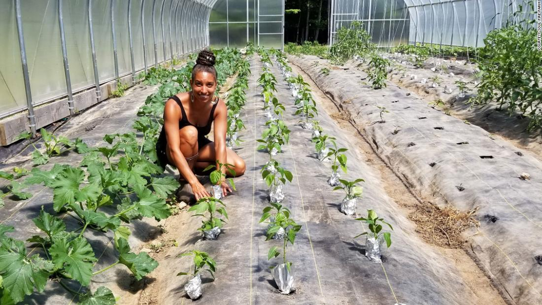 Why a new generation of Black farmers is getting into the business