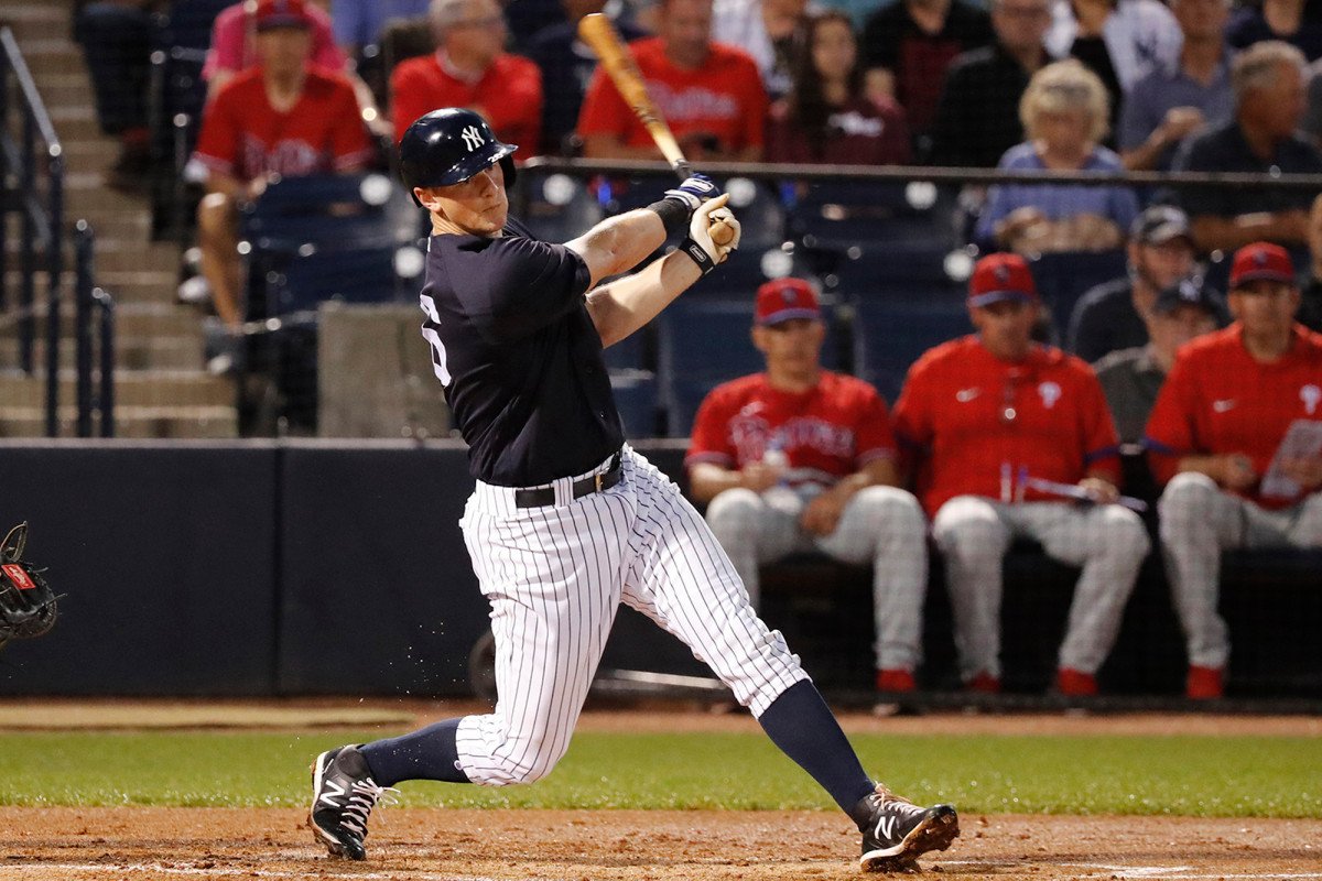 Yankees' DJ LeMahieu close to returning from coronavirus