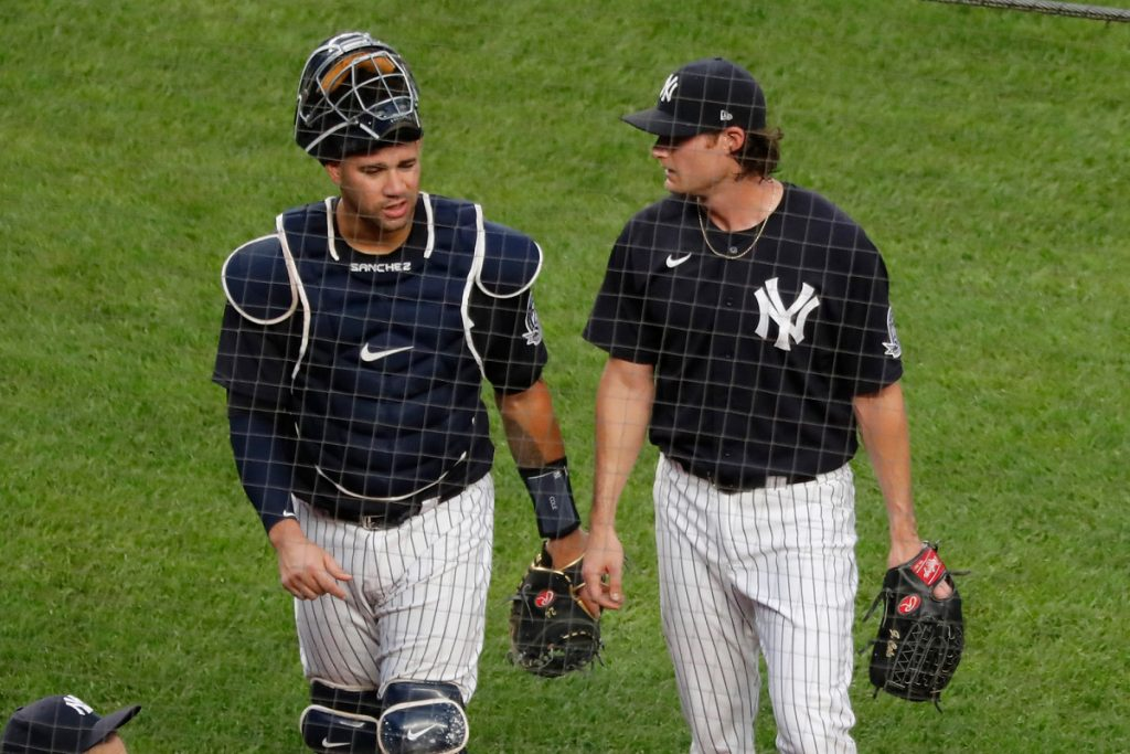 Yankees' Gerrit Cole set for closing tuneup right before Opening Day