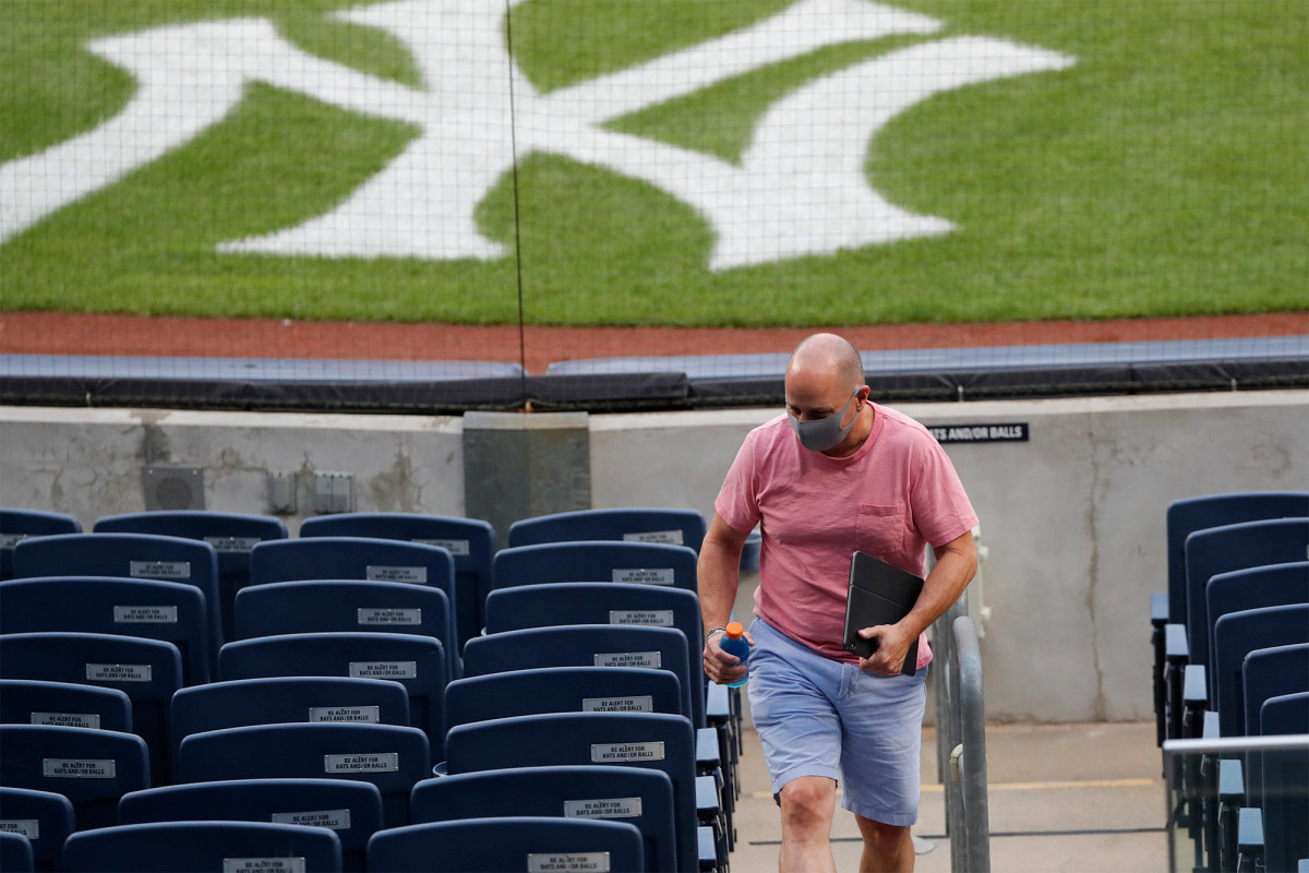 Yankees' ability to rally without fans is key