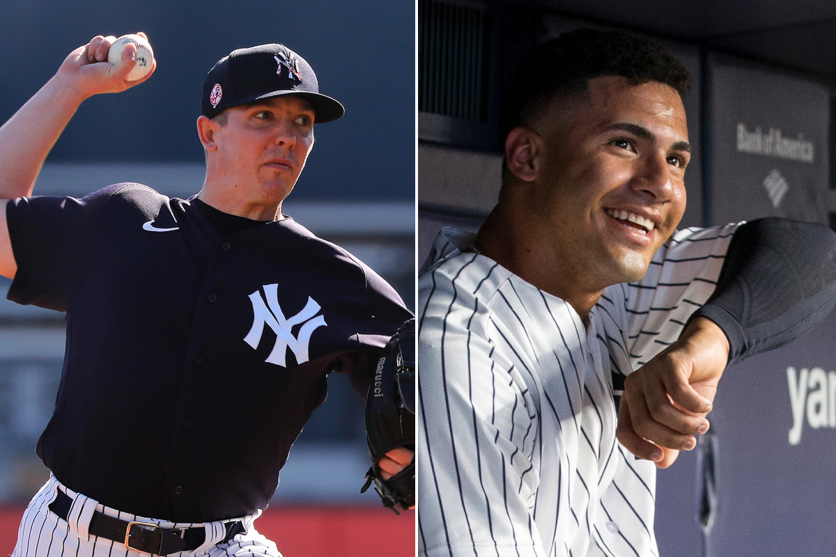 Yankees relievers, Gleyber Torres step up to clip Nationals