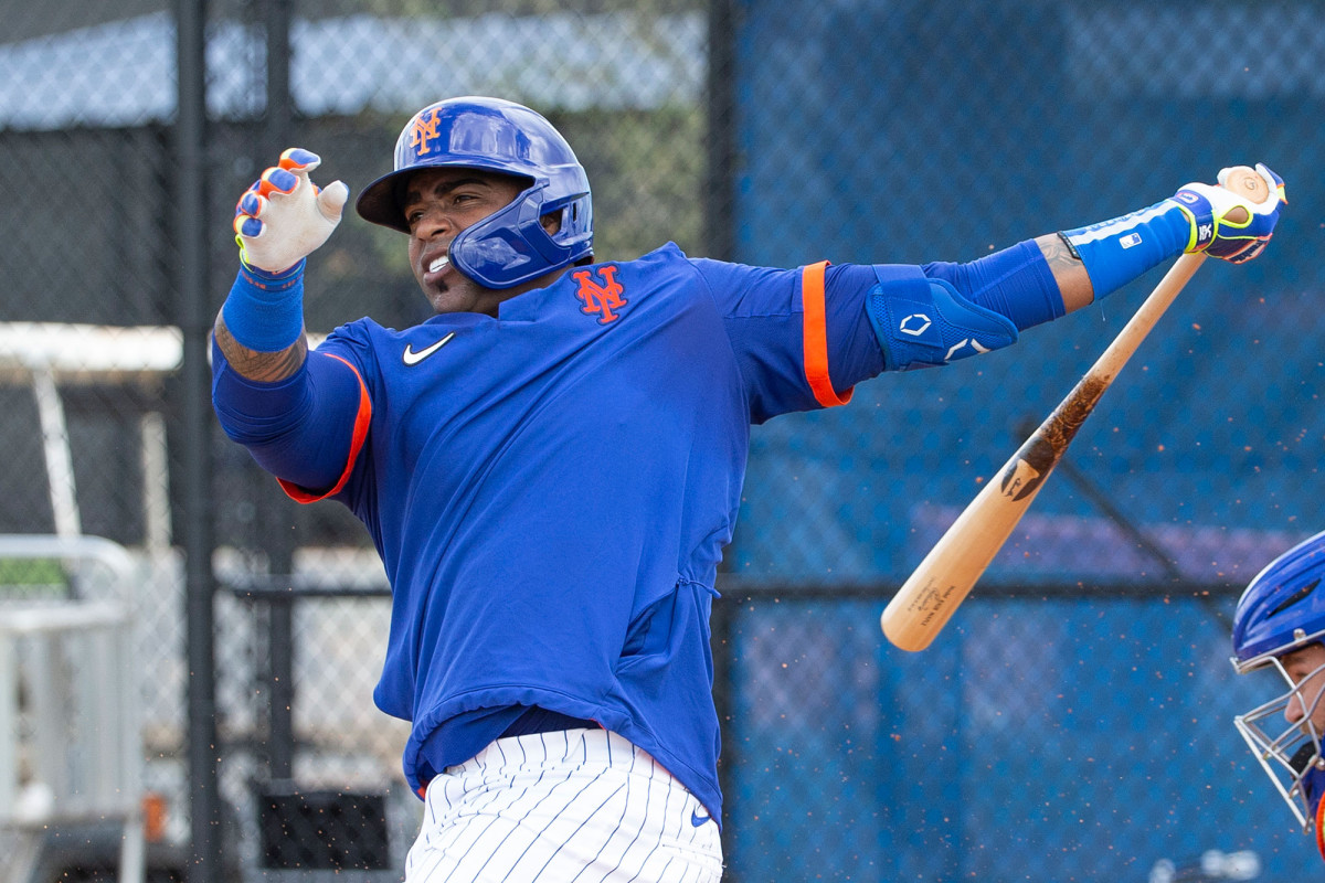 Yoenis Cespedes only start of Mets' DH bonanza for MLB 2020 season