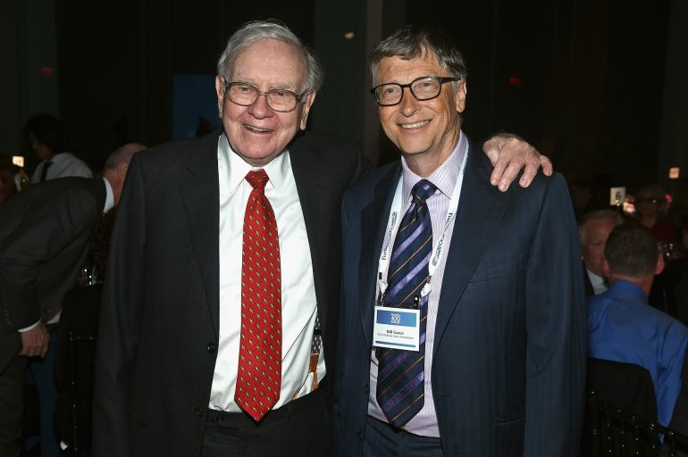 One of most important things Bill Gates learned from Warren Buffett
