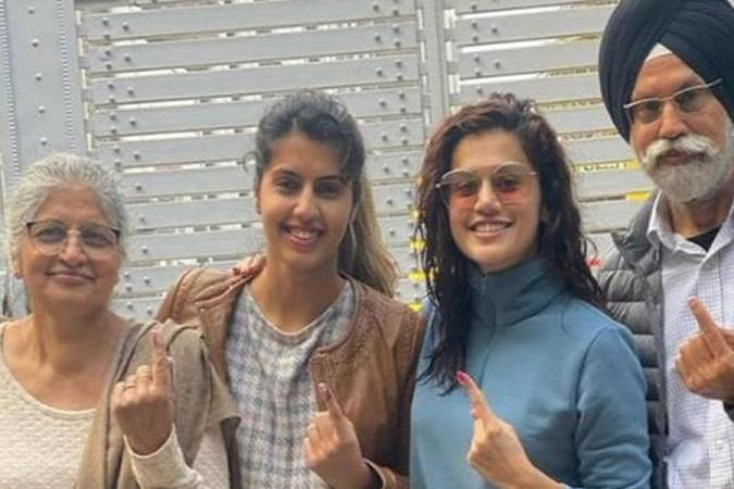 Happy Birthday Taapsee Pannu