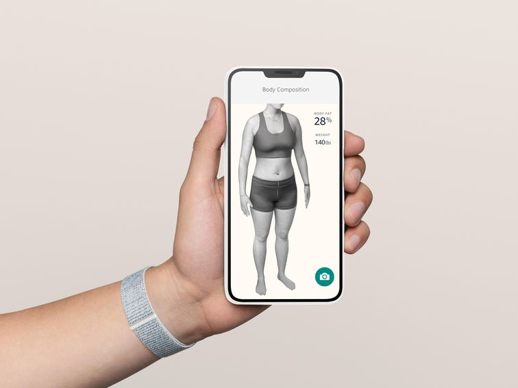 Amazon Halo: A fitness tracker that'll measure body fat with your phone camera