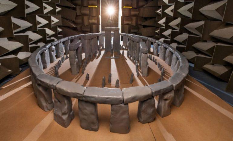 The amazing acoustics of Stonehenge / Boing Boing