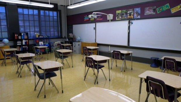 Alberta quietly removes physical distancing rules for classrooms