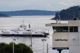 B.C. Ferries worker tests positive for COVID-19 - BC News